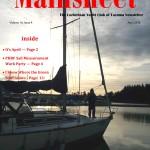 April 2016 Mainsheet