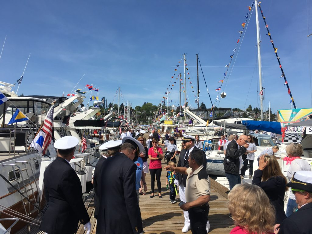 Opening Day at SYC 2019