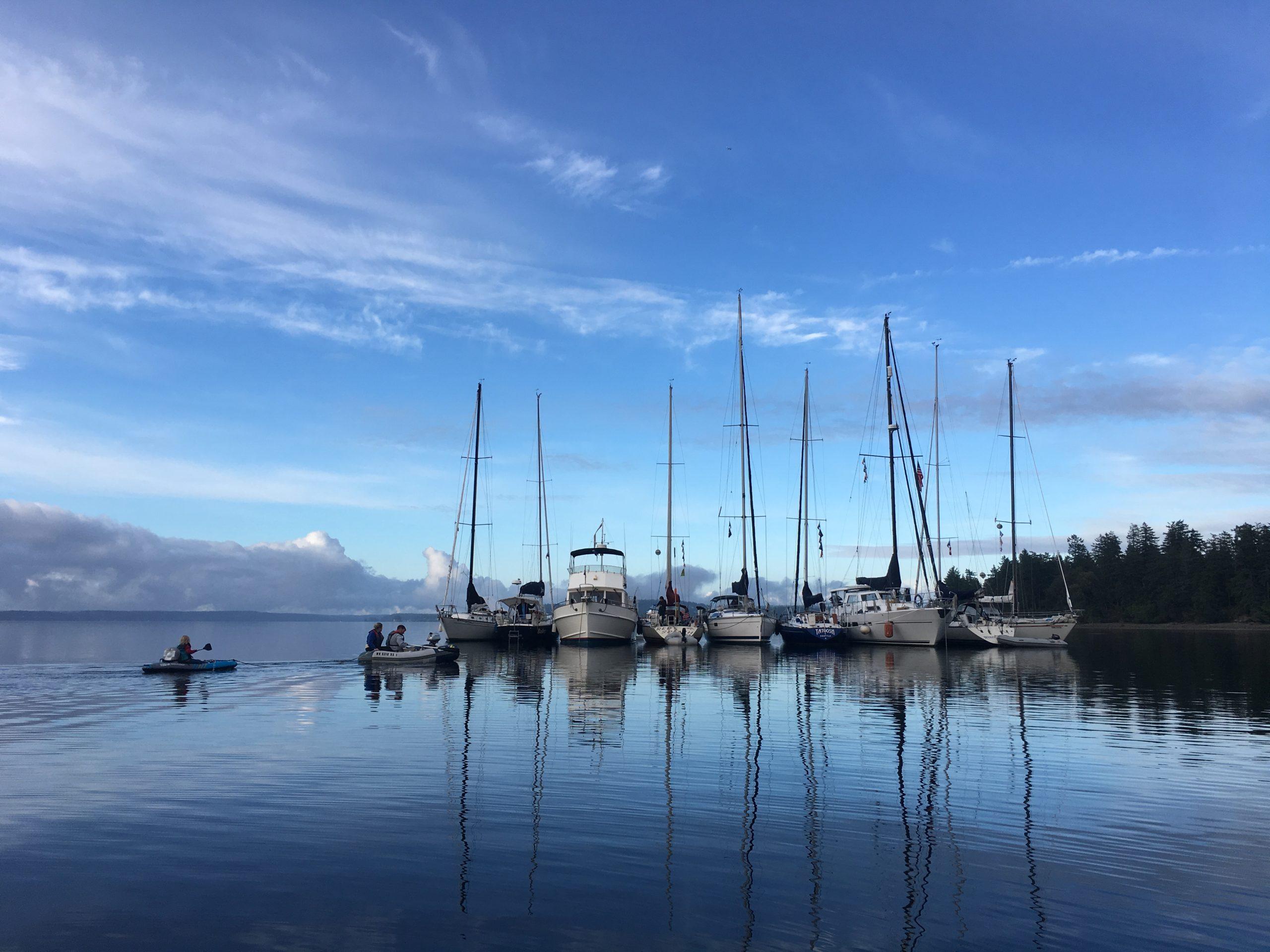 Penrose Point Cruise 2019